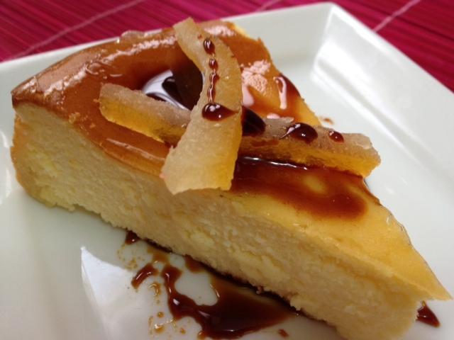 Tarta de queso r aapida macrecetas - Postres con queso de untar ...