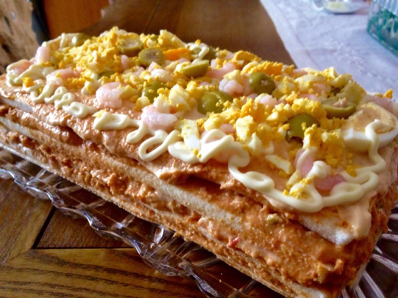 Macrecetas recetas de cocina y mac p gina 8 - Recetas merienda cena informal ...